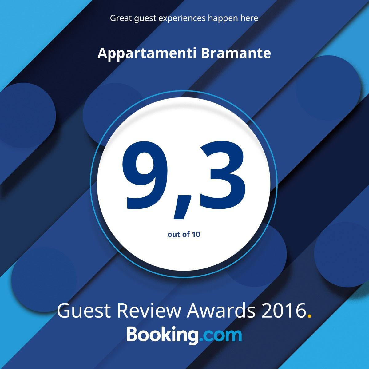 Appartamenti Bramante Vieste - Booking 2016