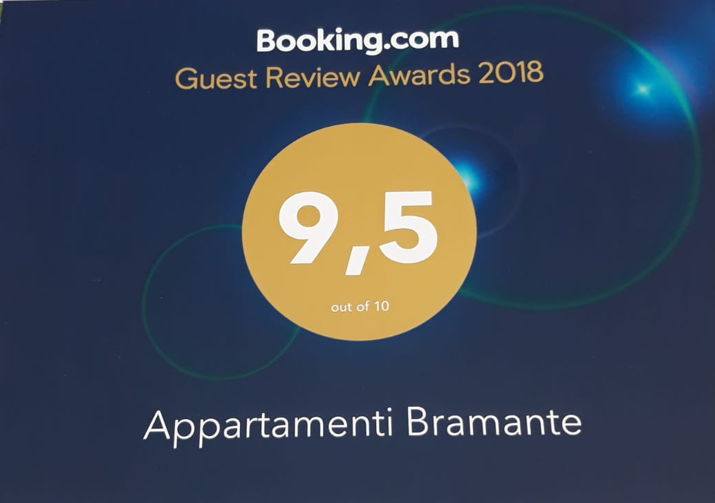 Appartamenti Bramante Vieste - Booking 2018